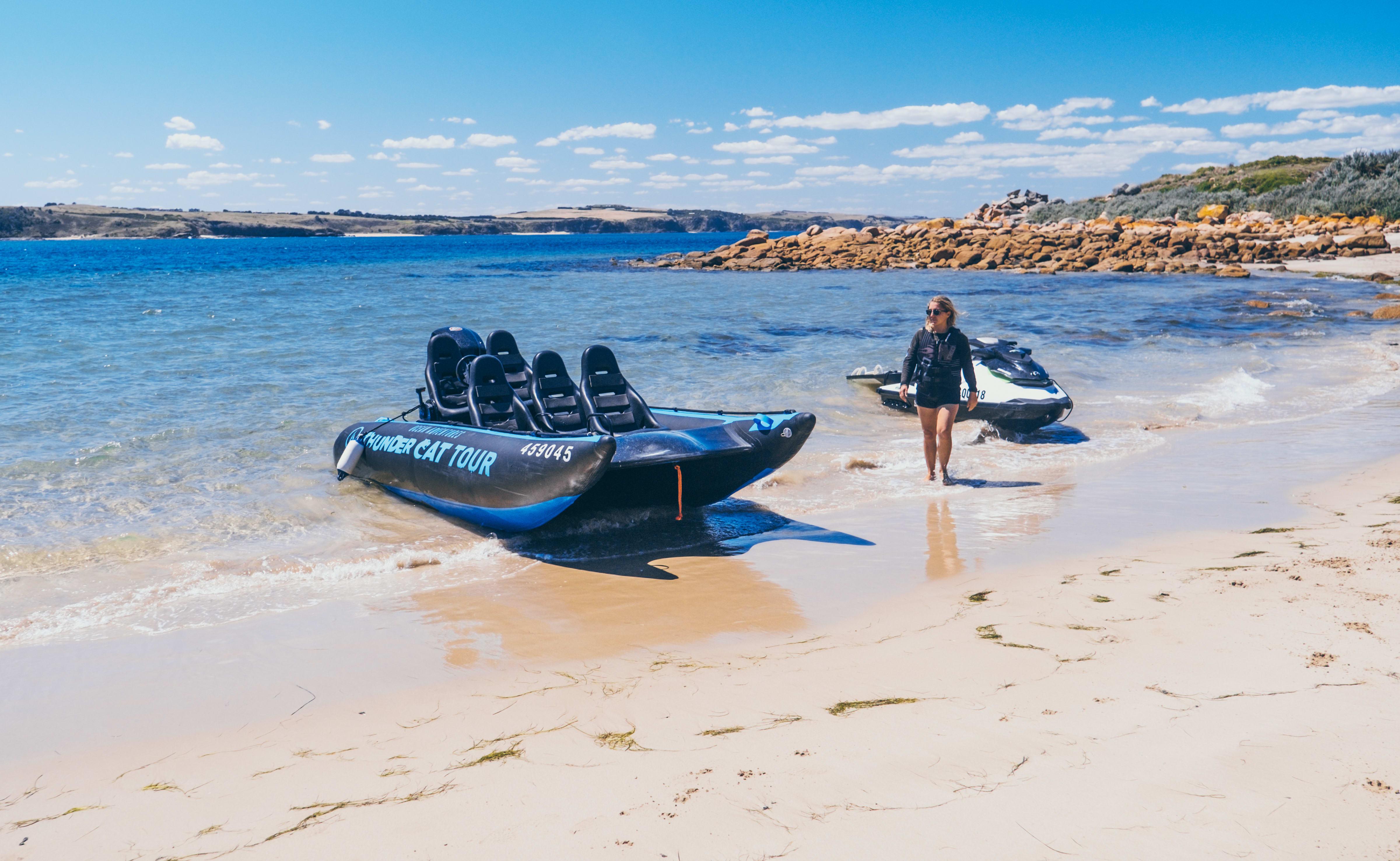 Thundercat Jet Boat Tour - Phillip Island - For 2