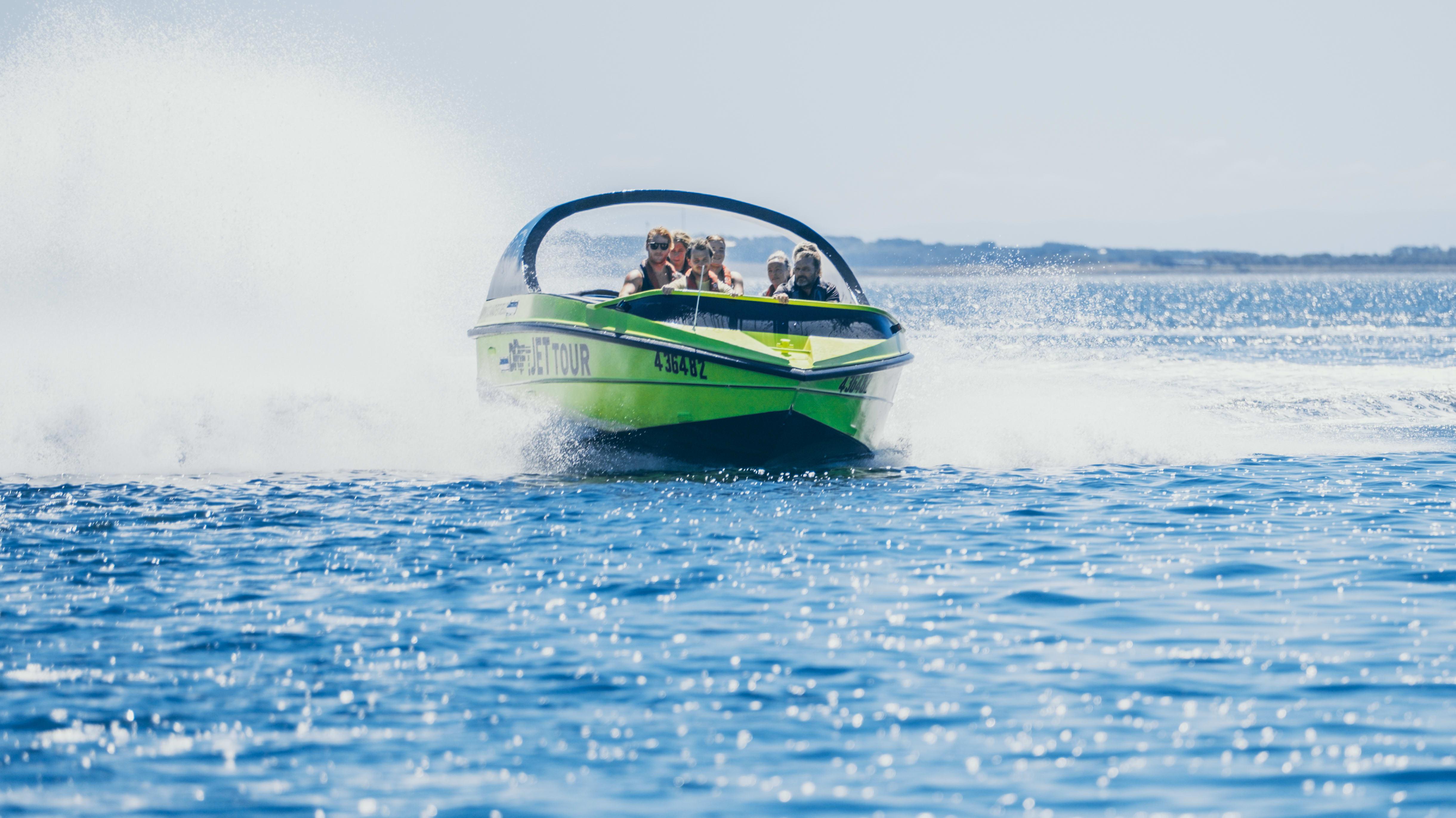 Drift Jet Boat Tour, 35 Minutes - Phillip Island