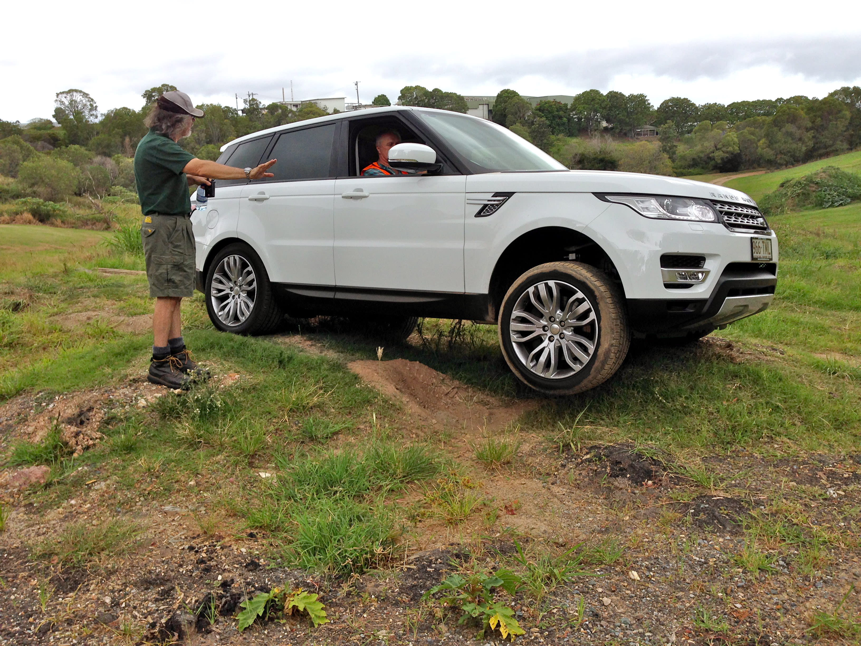 4WD Off Road Driving Course, Full Day - Brisbane