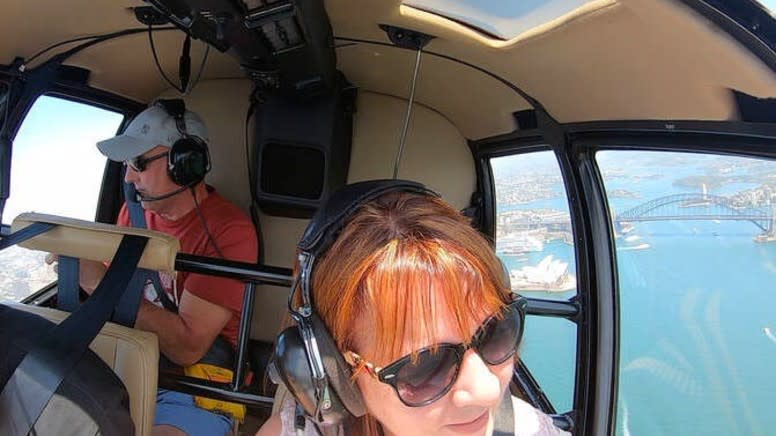 Private Helicopter Flight, 20 Minutes - Sydney - For up to 3