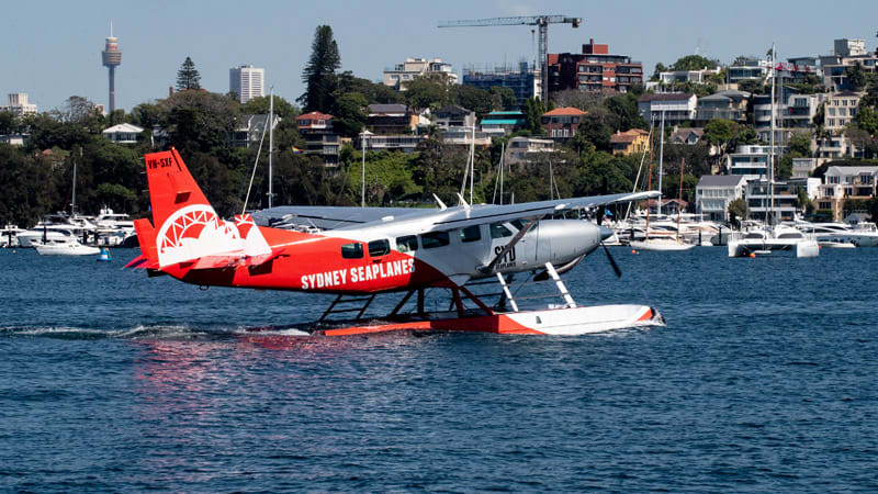 Scenic Seaplanes Flight, 30 Minutes - Sydney