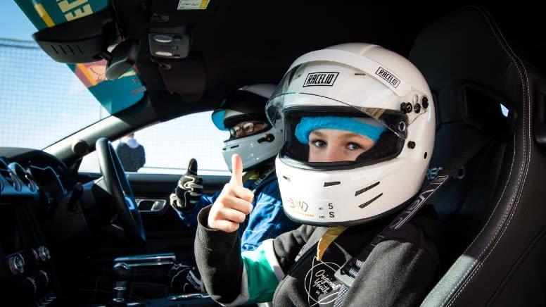 Formula 3 and V8 Mustang, 6 Hot Laps - The Bend Motorsport Park, Adelaide