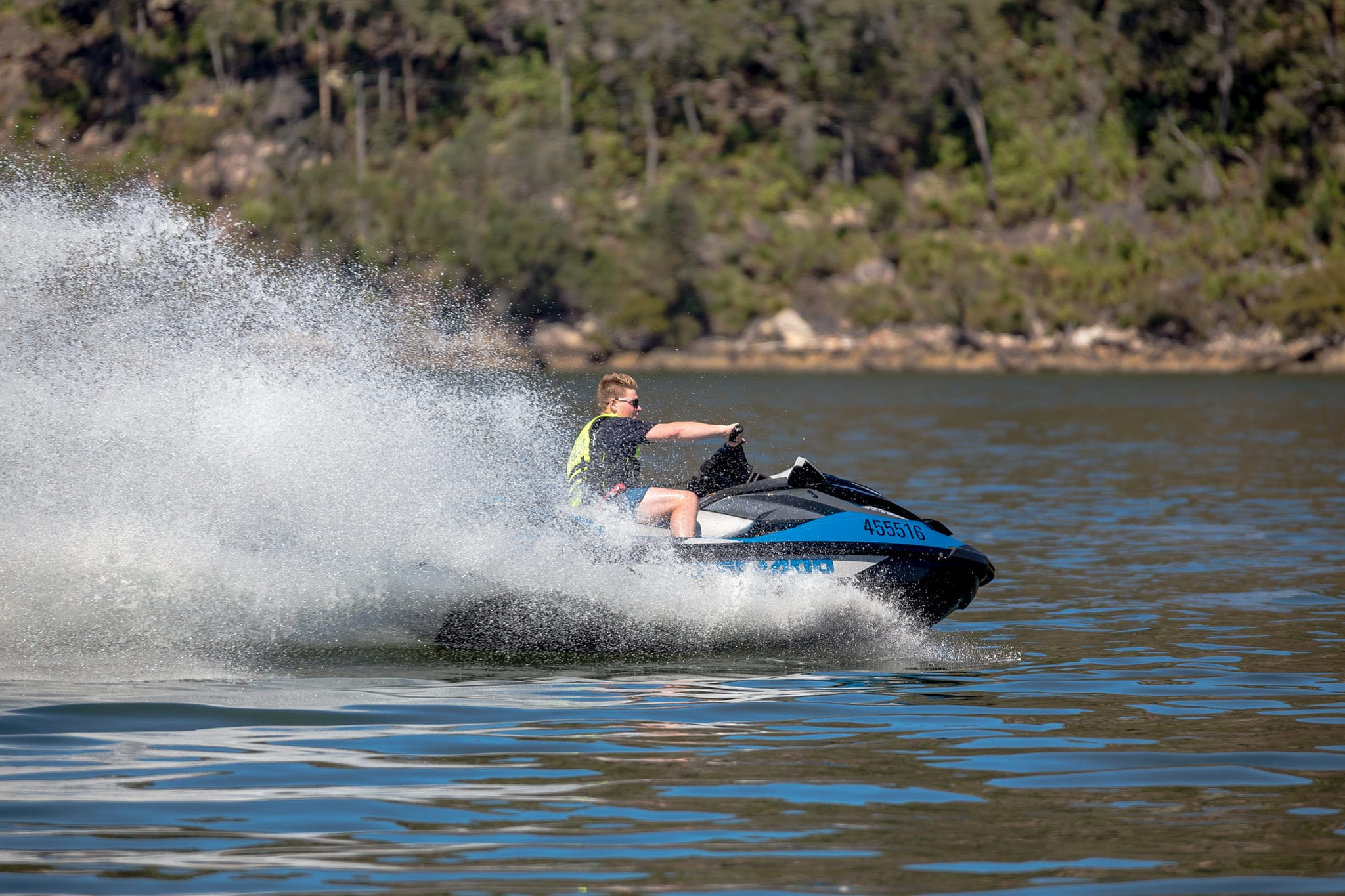 Jet Ski Tour, 2.5 Hours - Hawkesbury River - Seats 2 People