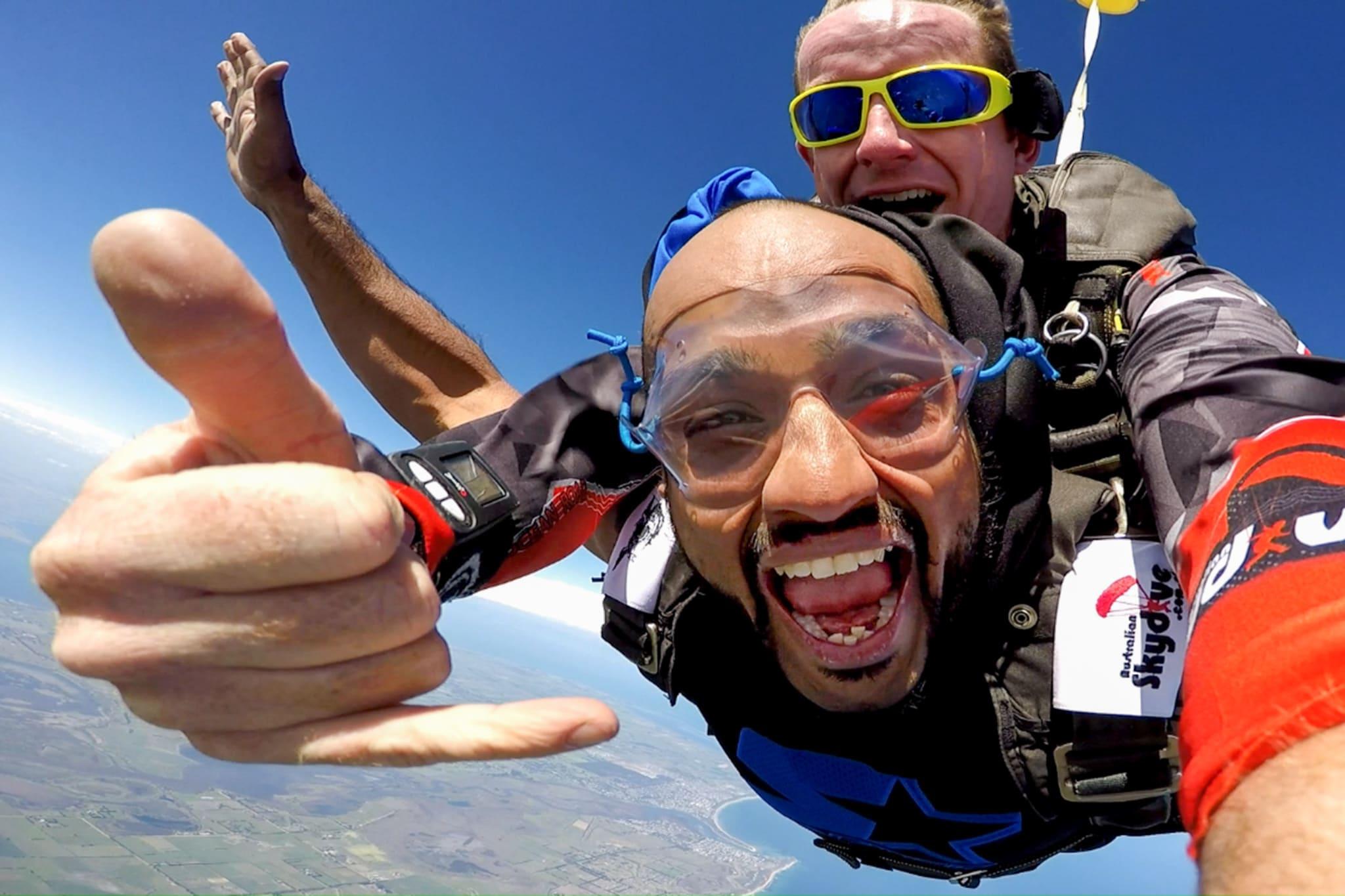 Tandem Skydive up to 12,000ft, Weekend - Great Ocean Road, Torquay
