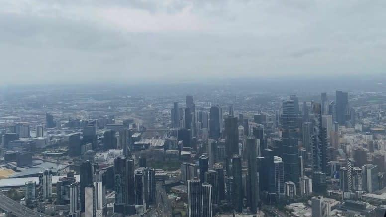 Helicopter Open Doors Scenic Flight – 30 minutes – Melbourne