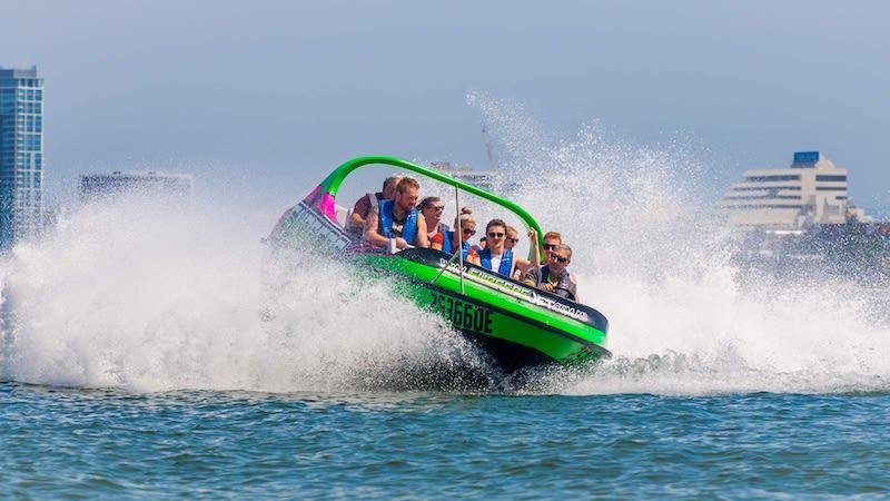 V8 Jet Boat Ride, 1 Hour - Surfers Paradise, Gold Coast