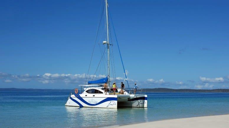 Fraser Island Sailing Adventure, 4 Hours - Departs Hervey Bay