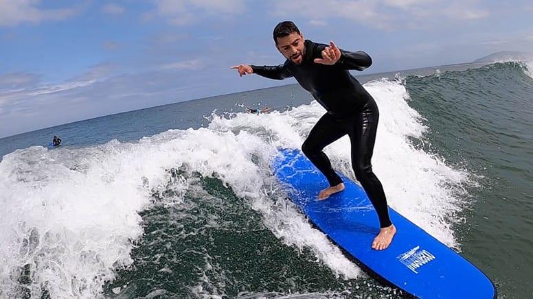 Weekend Beginner Surf Camp, 2 Nights - Gerroa, Departs Sydney