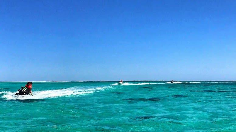 Jet Ski Hire, 1 Hour - Broome, Western Australia
