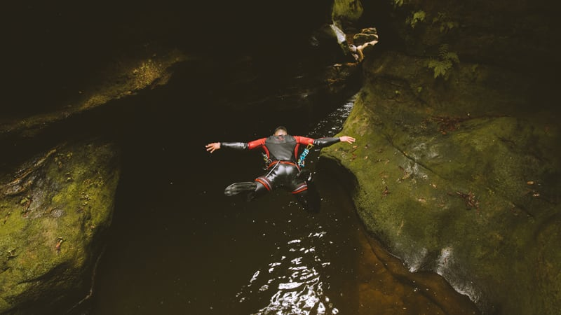 Canyoning Tour, Half Day - Empress Canyon, Blue Mountains