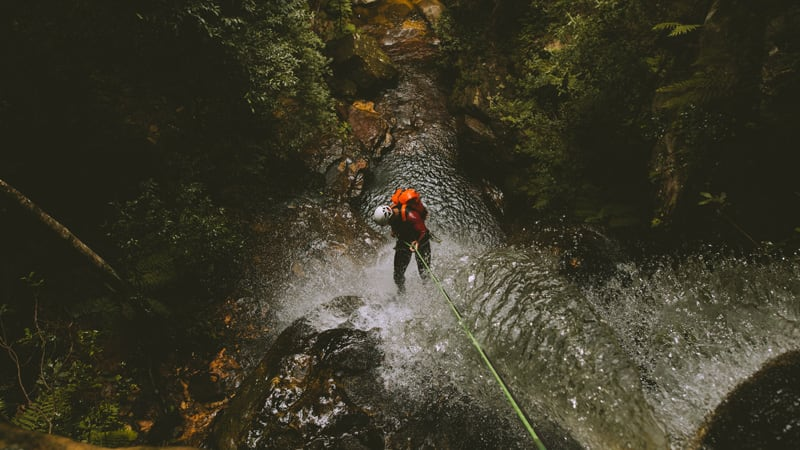 Canyoning & Abseiling, Full Day - Blue Mountains