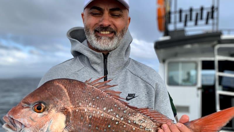 Deep Sea Reef Fishing Charter, 7 Hours - Wollongong