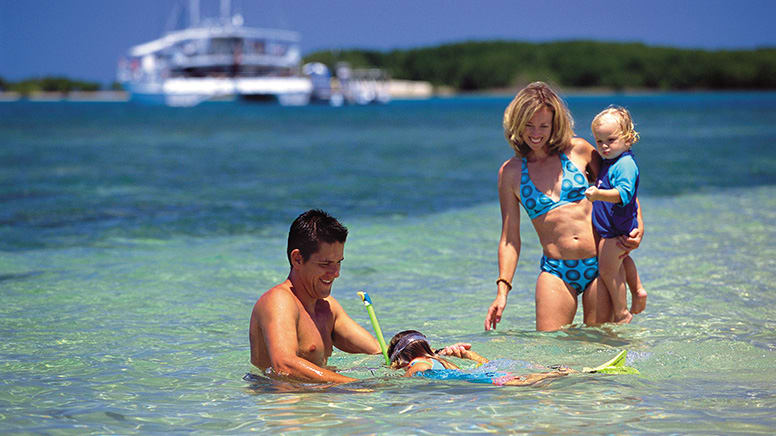 Great Barrier Reef Low Isles Full Day Cruise Tour - Departs Port Douglas