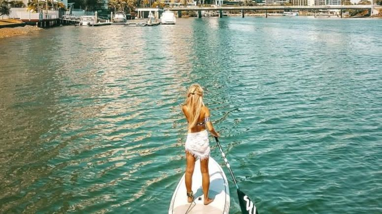 Stand Up Paddle Board Tour & Kayak Tour, 4 Hours - Surfers Paradise