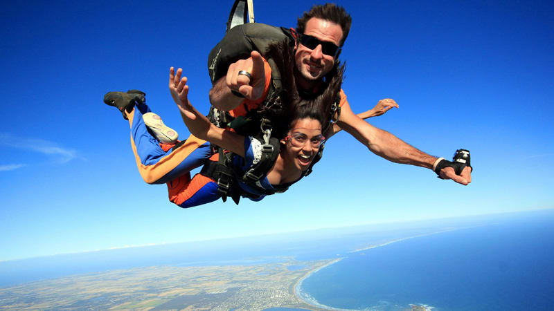 Tandem Skydive Up To 15,000ft - Barwon Heads, Great Ocean Road
