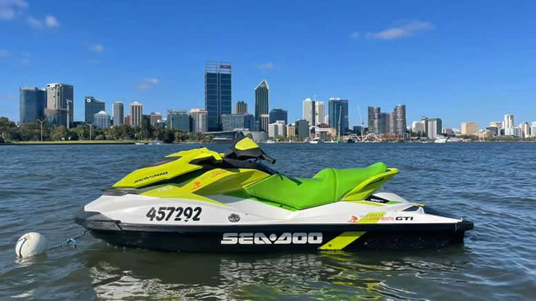 Jet Ski Hire, 1 Hour - Perth