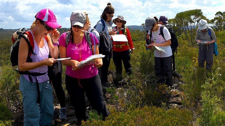 Wilderness Navigation GPS Workshop, Full Day - Blue Mountains