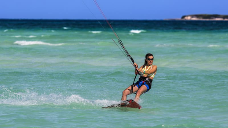 Private Kiteboarding Lesson, 2.5 Hours - Palm Cove, Cairns