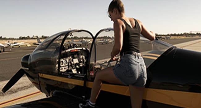 Aerobatic flight – Perth