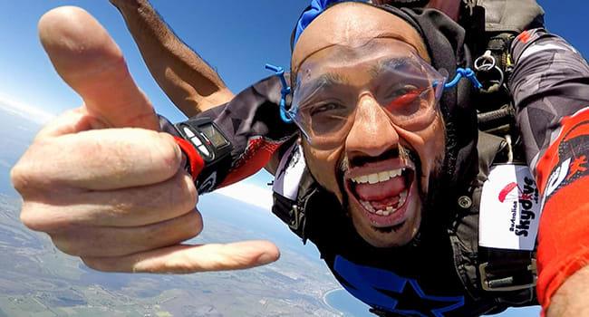 Tandem Skydive Torquay