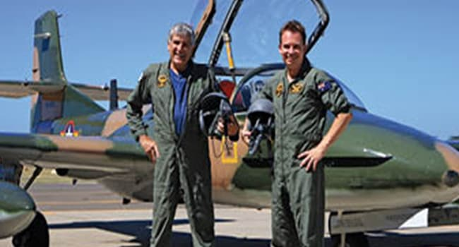 Jet Fighter Experience Brisbane