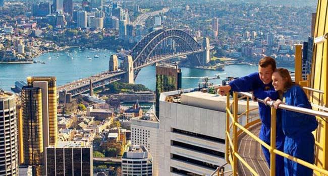 Sydney Tower Eye Tour