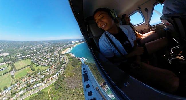 Scenic Seaplane, Sydney