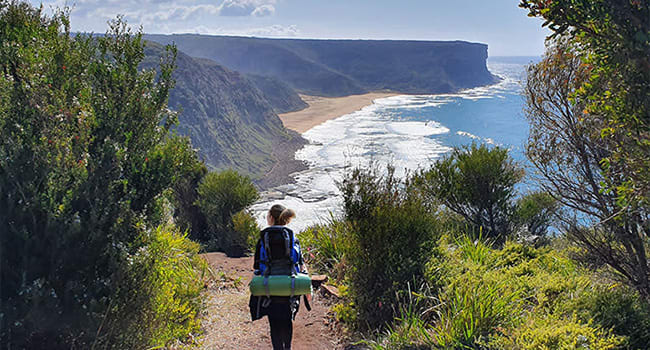 Two day hiking trip, Royal National Park