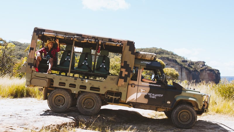 Guided 4WD Tour, 3 Hours - Blue Mountains
