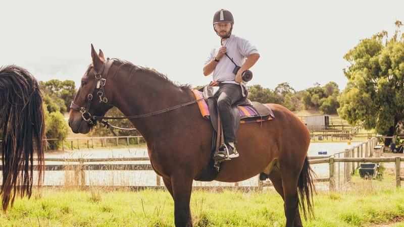 Horse Ride St Andrew's Beach, 2 Hours - Mornington Peninsula