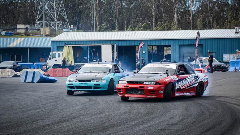 Drift School  Intermediate 101 Class - Sydney Motorsport Park, Eastern Creek