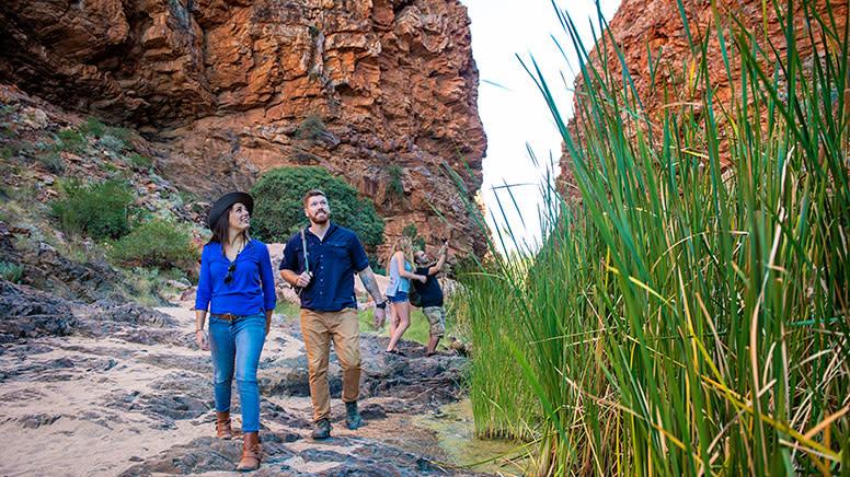West MacDonnell Ranges Adventure, Half Day - Alice Springs