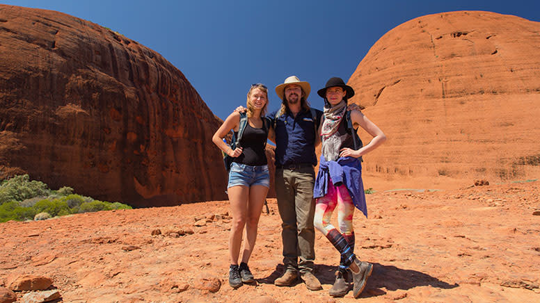 Uluru and Kata Tjuta Highlights Adventure, 2 Days - For 2
