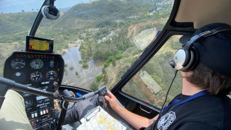 Learn to Fly a Helicopter, 30 Minutes - Canberra