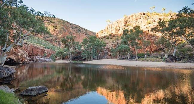 Larapinta Trail Trek, Alice Springs NT