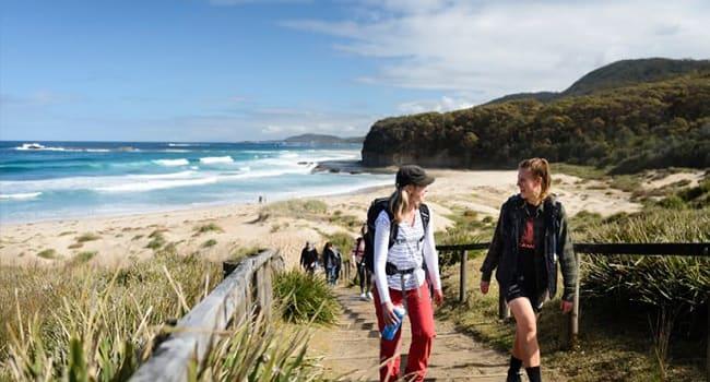 South Coast Hiking Trip, Sydney NSW