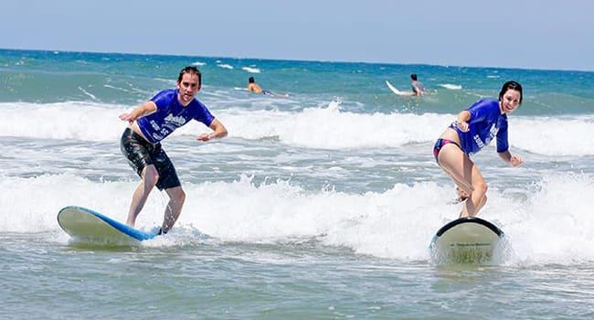Weekend Surf Camp, Seal Rocks NSW