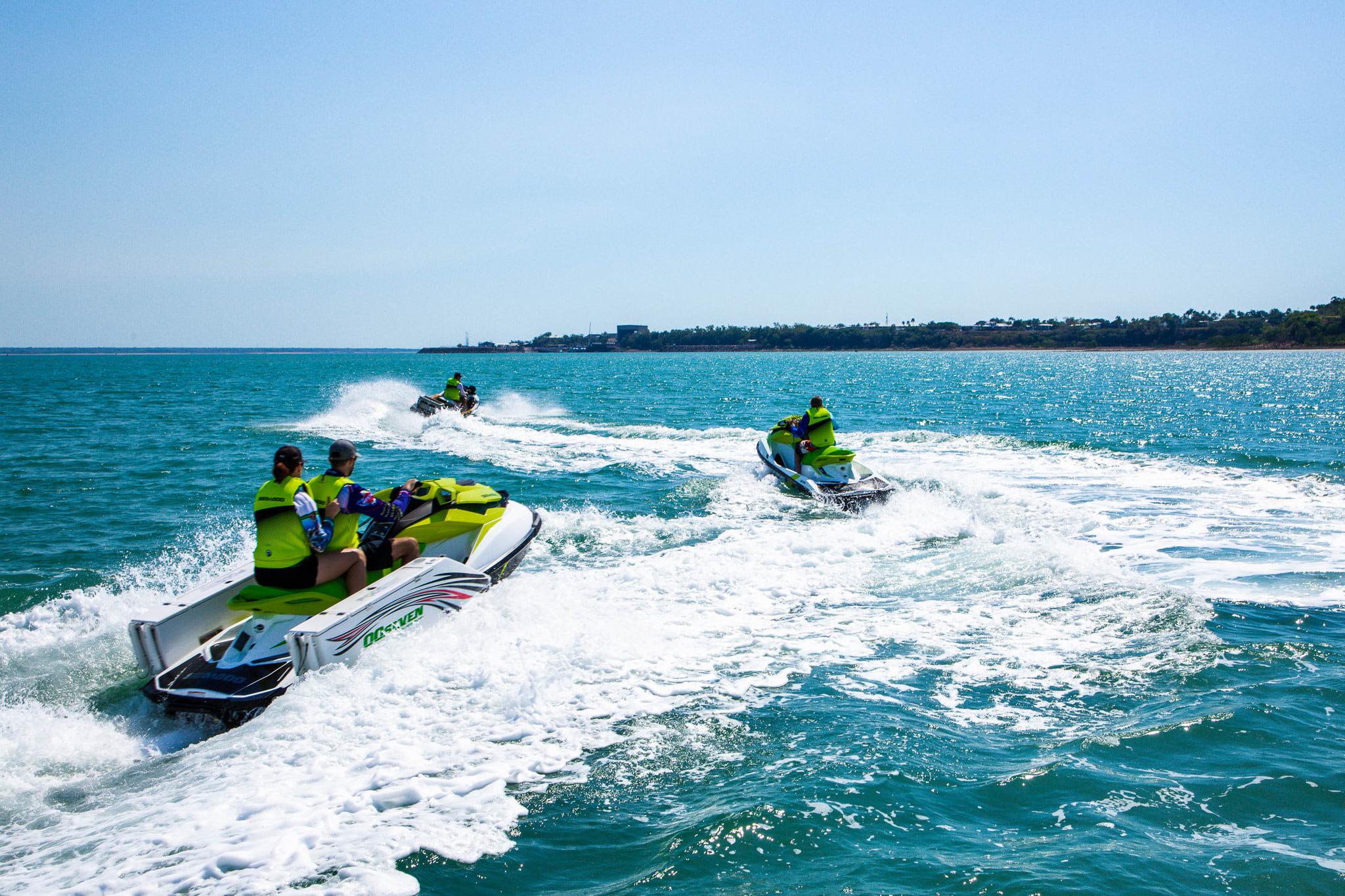 Jet Ski Tour, 1 Hour - Darwin