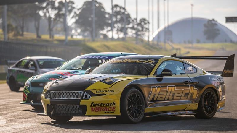 VIP V8 Drive & Hot Lap Combo, 8 Laps - Sandown Raceway, Melbourne