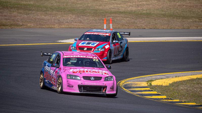 V8 Drive & Hot Lap Combo, 8 Laps - Barbagallo, Perth