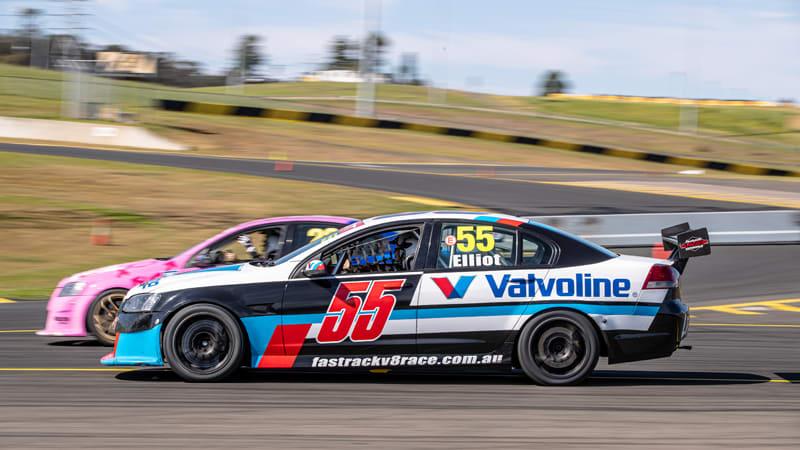 VIP V8 Drive & Hot Lap Combo, 8 Laps - Eastern Creek, Sydney