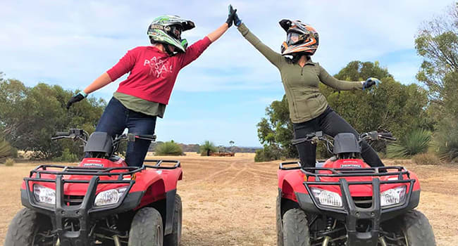 Get off the grid - Kangaroo Island