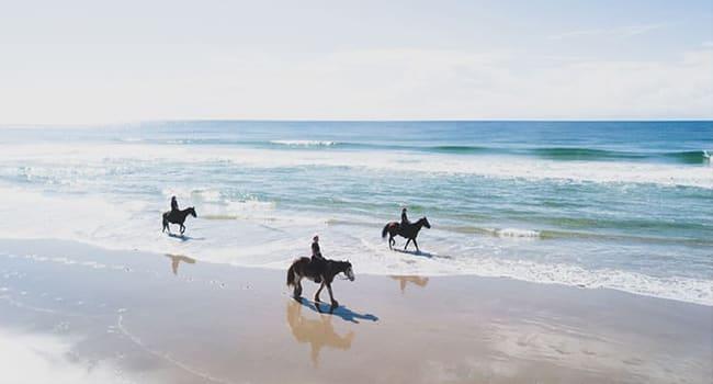 The sand & sea weekend – Byron Bay