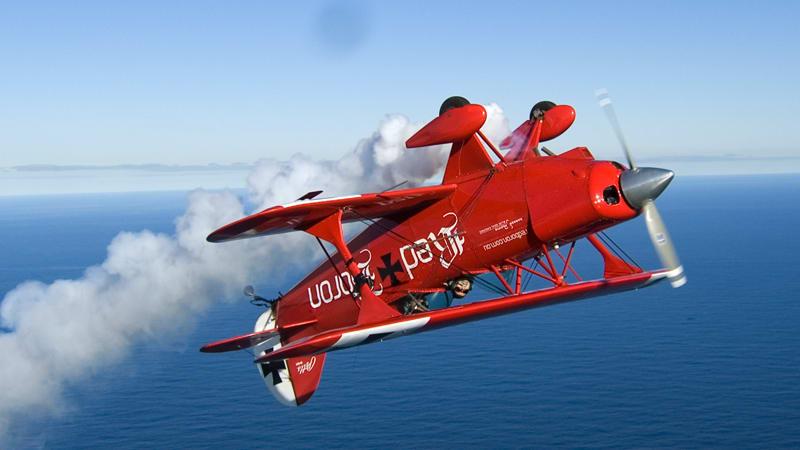Aerobatic Combat Formation Flight, 30 Minutes - Sydney - For 2