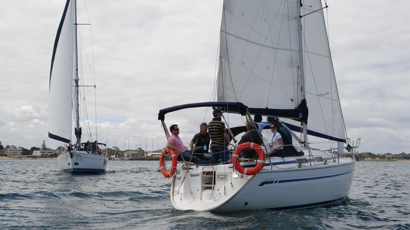 Learn to Sail a Yacht, 2.5 Hours - Port Phillip Bay, Melbourne