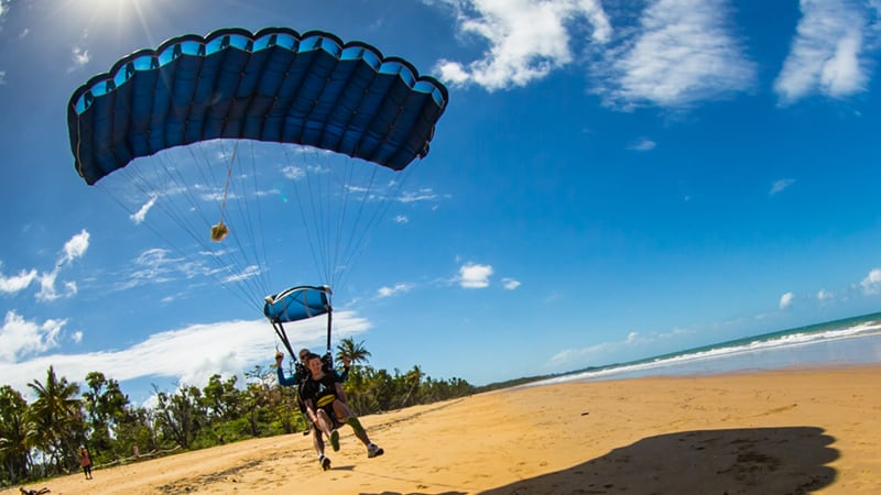 Tandem Skydive Mission Beach, Up to 15,000ft - Cairns