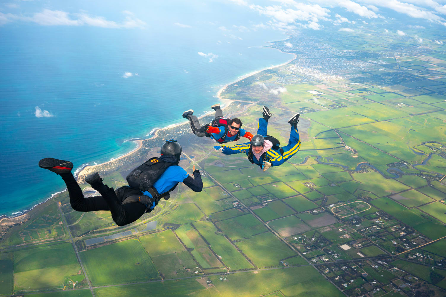 Tandem Skydive Up To 12,000ft - Barwon Heads, Great Ocean Road