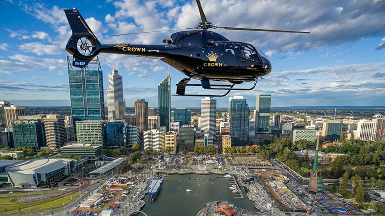 Helicopter Scenic Flight, 6 Minutes - Perth - For 2