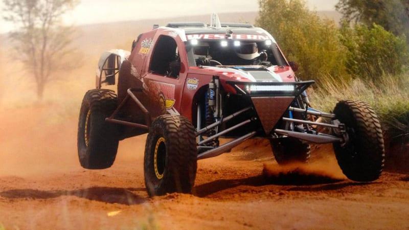 Off Road V8 Race Buggies, 10 Lap Drive & 2 Hot Laps - Gold Coast