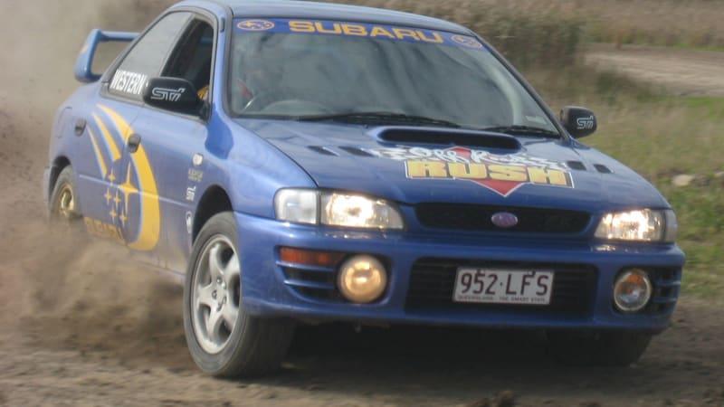 Subaru WRX Rally Cars, 6 Lap Drive - Brisbane